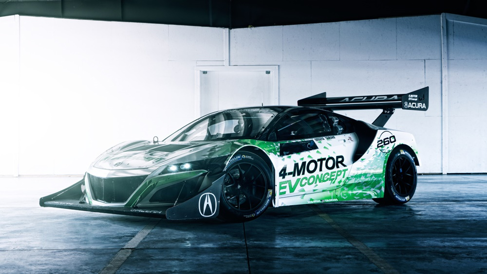 Si el Acura NSX te parece brutal, espera a conocer este prototipo destinado a arrasar en Pikes Peak
