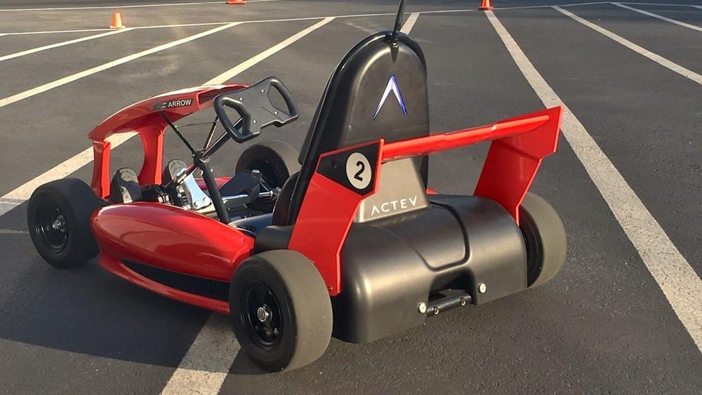 Arrow Smart Kart (6)