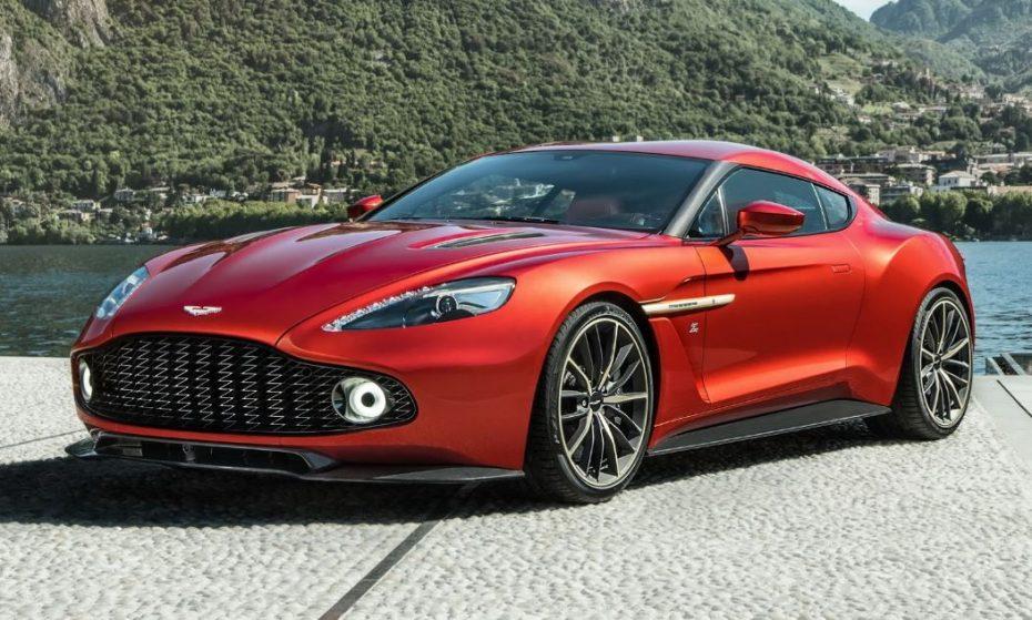 Aston Martin Vanquish Zagato Coupé: ¿La mejor edición limitada del diseñador?