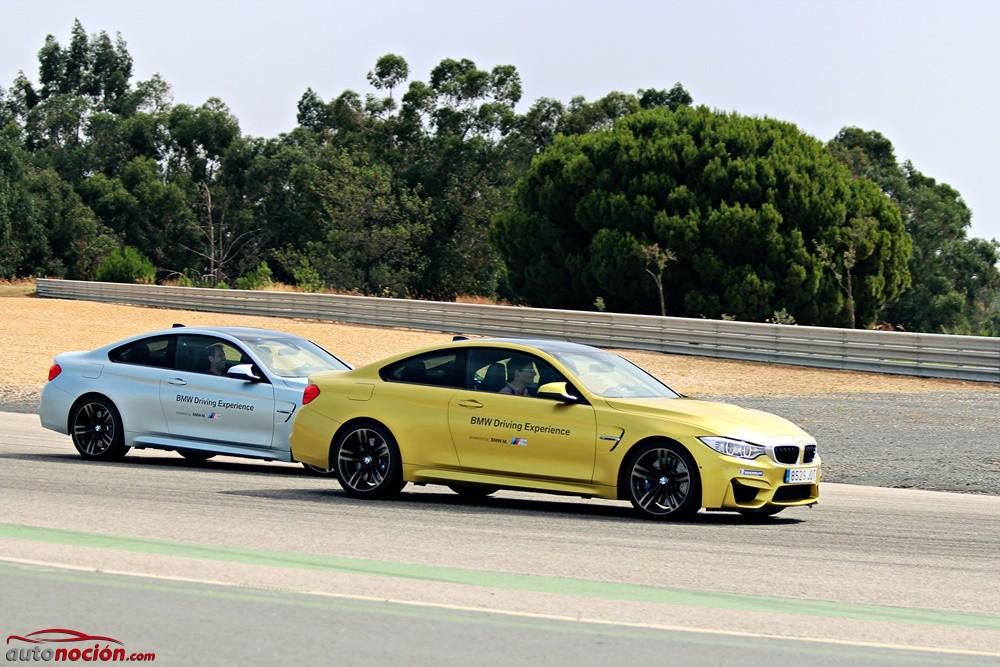 Así fue la BMW Driving Experience 2016 en el Jarama: Porque un BMW en el circuito, está en su salsa