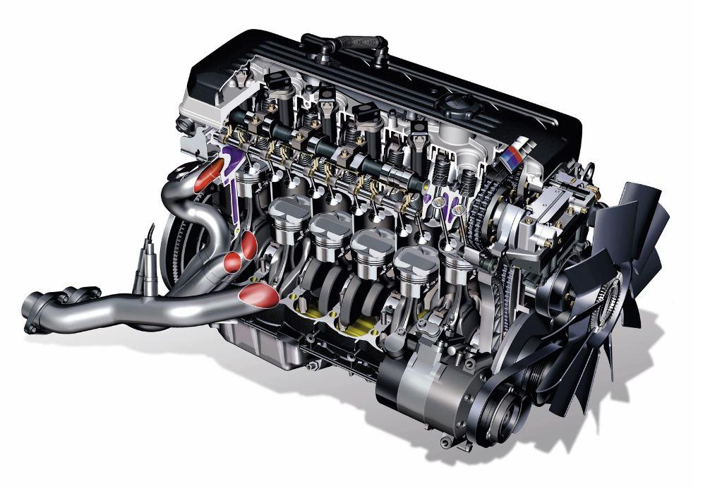 BMW S54
