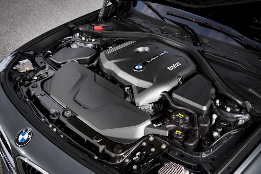BMW Serie 3 GT 2017 16