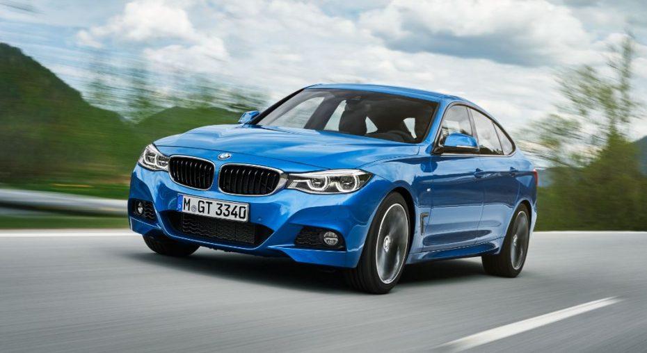 BMW renueva el Serie 3 Gran Turismo: Más equipamiento, nuevas mecánica y un ligero retoque estético