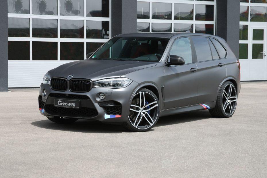 Ojo a lo último de G-Power: ¡Un BMW X5 M de 750 CV que alcanza los 300 km/h!