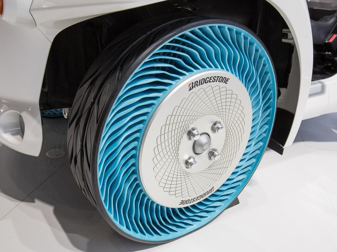 Bridgestone Air-Free