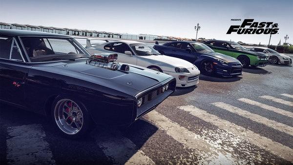 Fast & Furious cumple 15 primaveras y estas son las joyas de la automoción de toda la saga