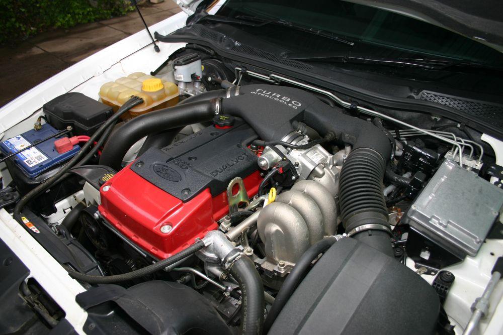Ford Barra