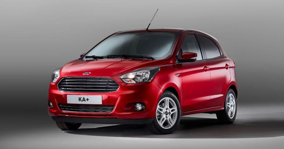¡Oficial!: Ford KA+, más corto, alto y simple que un Fiesta pero con la nueva plataforma global