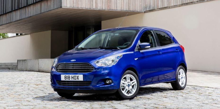 El nuevo Ford Ka+ arrancará en los 9.900 € sin descuentos con una dotación completa