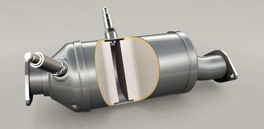 Filtro de partículas para gasolina: A partir de 2017, todos los motores TSI y TFSI de inyección directa tendrán uno