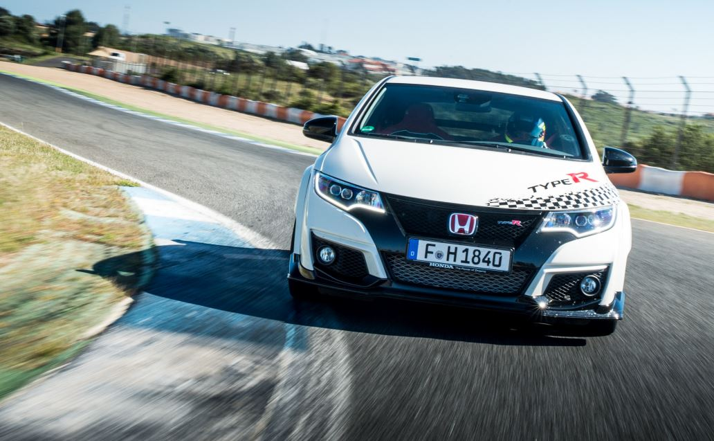 Honda civic Type R 13
