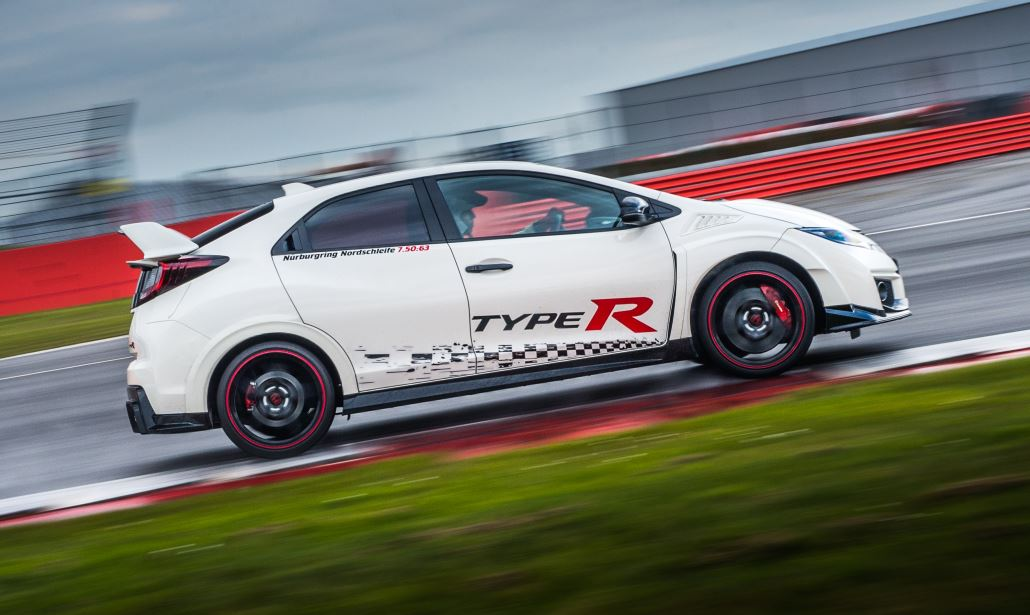 Honda civic Type R 9