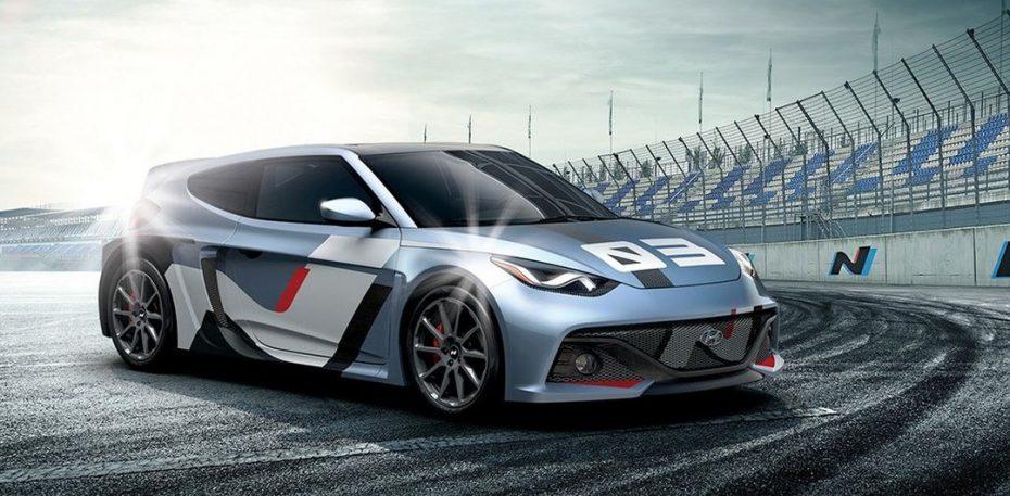 Hyundai Project RM16: Los coreanos experimentan con el «turbo eléctrico» para sus modelos de alto rendimiento