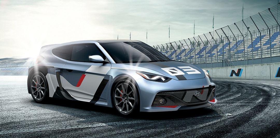 """Hyundai Project RM16: Los coreanos experimentan con el """"turbo eléctrico"""" para sus modelos de alto rendimiento"""