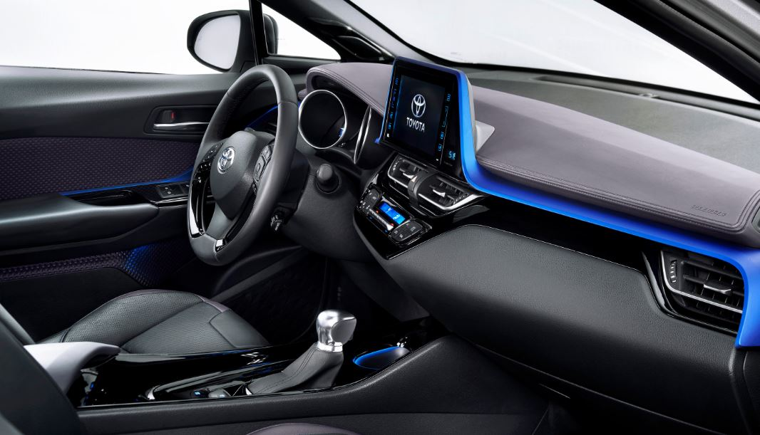 Interior Toyota C-HR 5