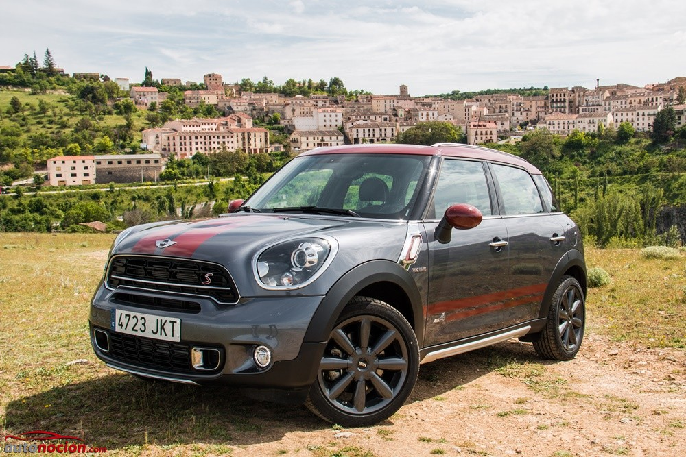 MINI Countryman Cooper S ALL4 Park Lane (10)