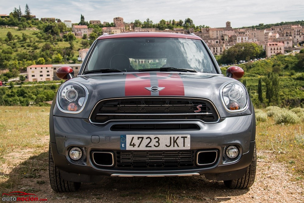 MINI Countryman Cooper S ALL4 Park Lane (12)