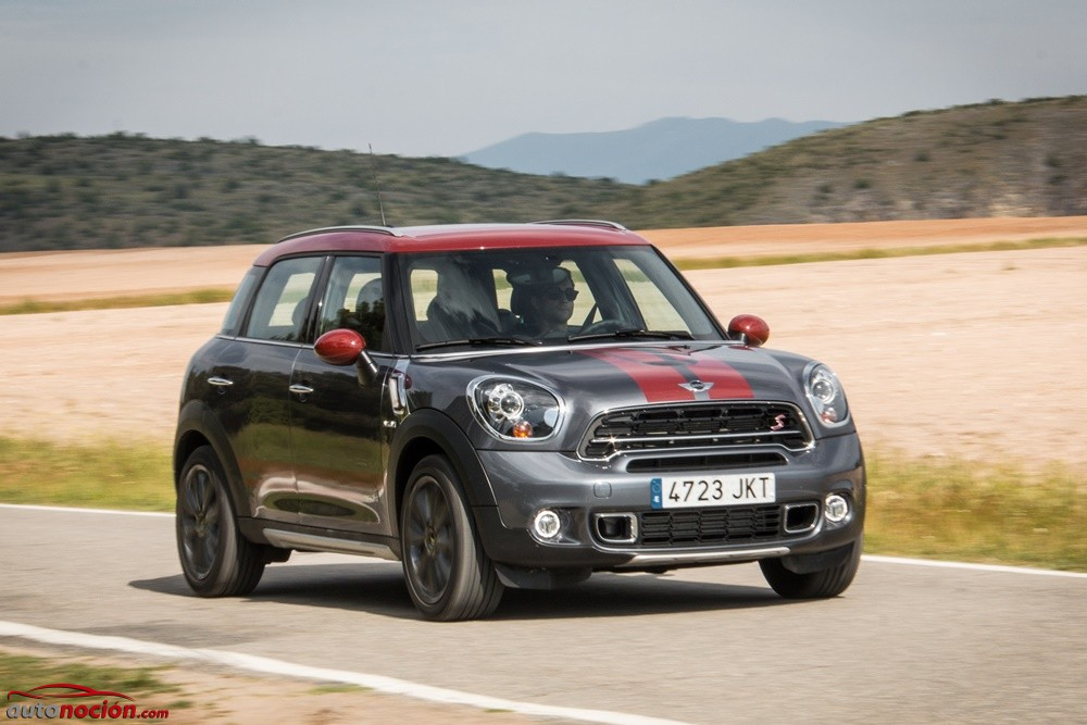MINI Countryman Cooper S ALL4 Park Lane (4)