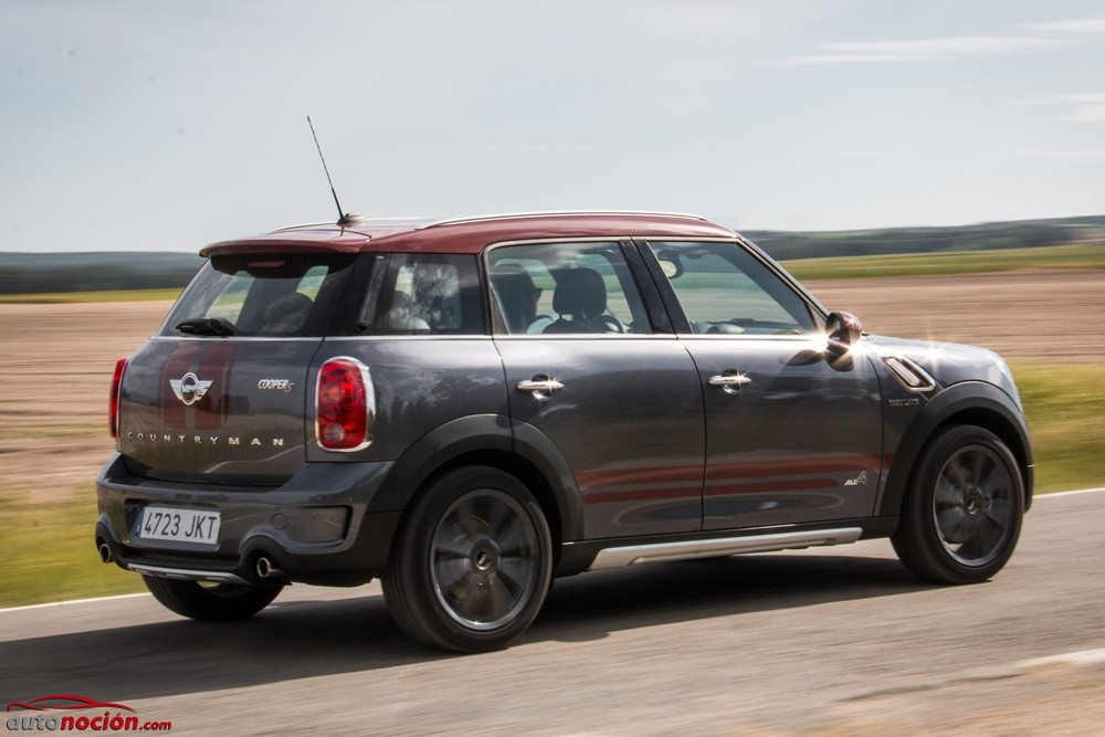 MINI Countryman Cooper S ALL4 Park Lane (5)