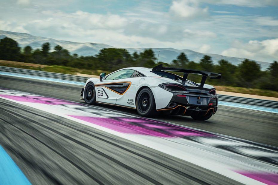 McLaren 570S Sprint: El Sport Series definitivo verá la luz en Goodwood