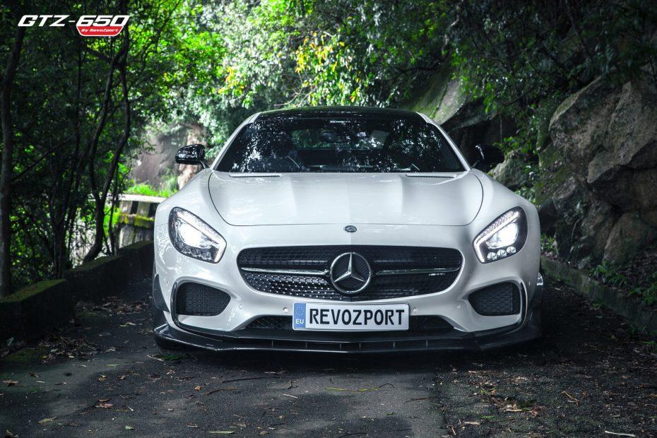 Mercedes-AMG GT S por RevoZport: 660 CV de puro músculo para derrotar al nuevo GT R