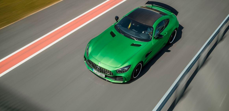 Mercedes AMG GTR 14