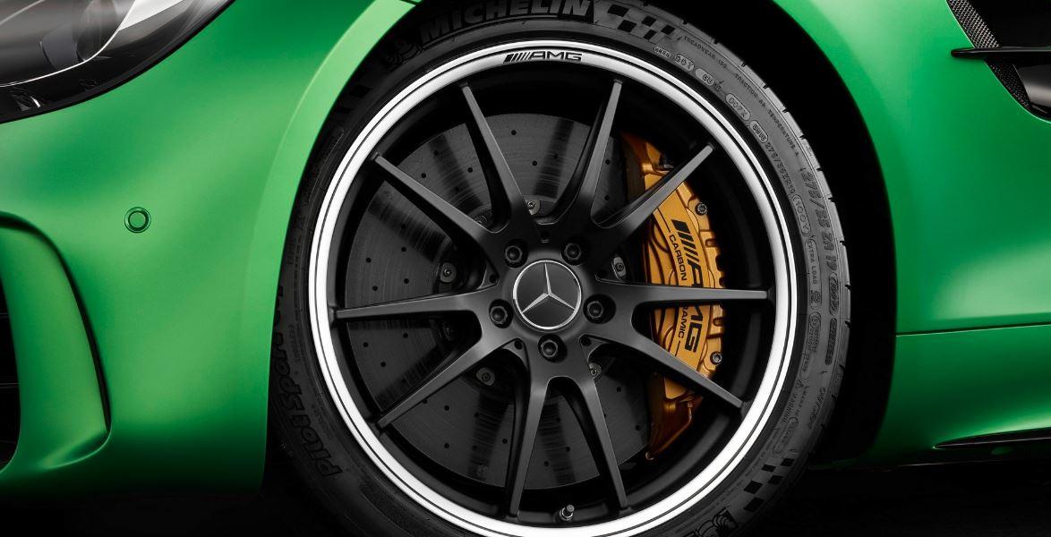 Mercedes AMG GTR 26