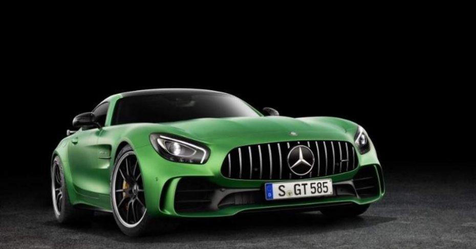 ¡Filtrado!: Así es el Mercedes-AMG GT R, una bestia forjada en el Infierno Verde…
