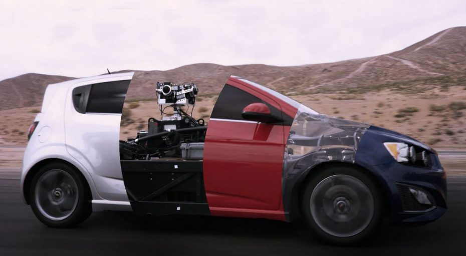 The Mill BLACKBIRD: La máquina que revolucionará el cine y los anuncios con coches…