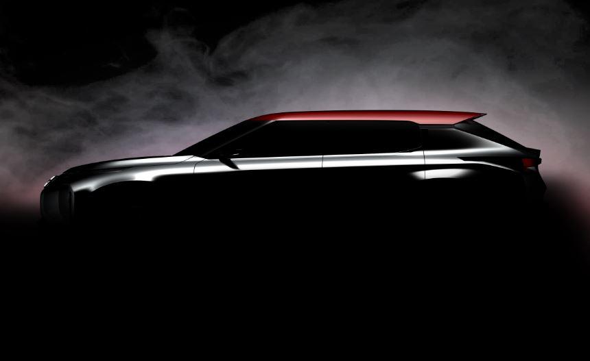 "Mitsubishi Ground Tourer: Un concept que nos muestra un ""SUV coupé de gama alta"""