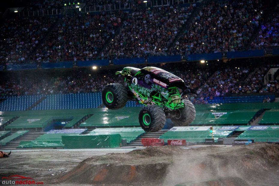 Vuelve a Madrid la Monster Jam®: El espectáculo de Monster Trucks más salvaje