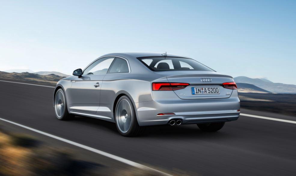 Nuevo Audi A5 Coupé 2017 10