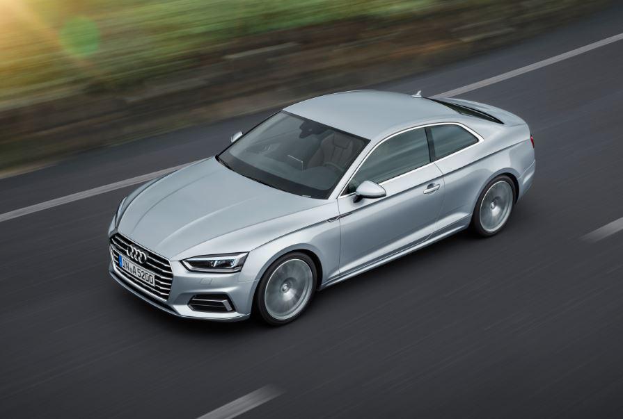 Nuevo Audi A5 Coupé 2017 12