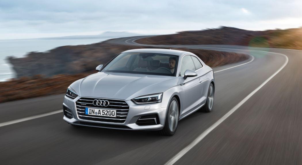 Nuevo Audi A5 Coupé 2017 14