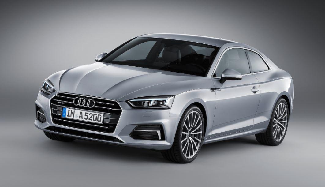 Nuevo Audi A5 Coupé 2017 17
