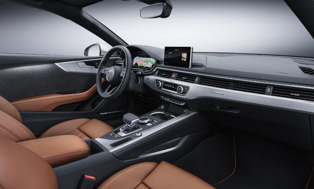 Nuevo Audi A5 Coupé 2017 20