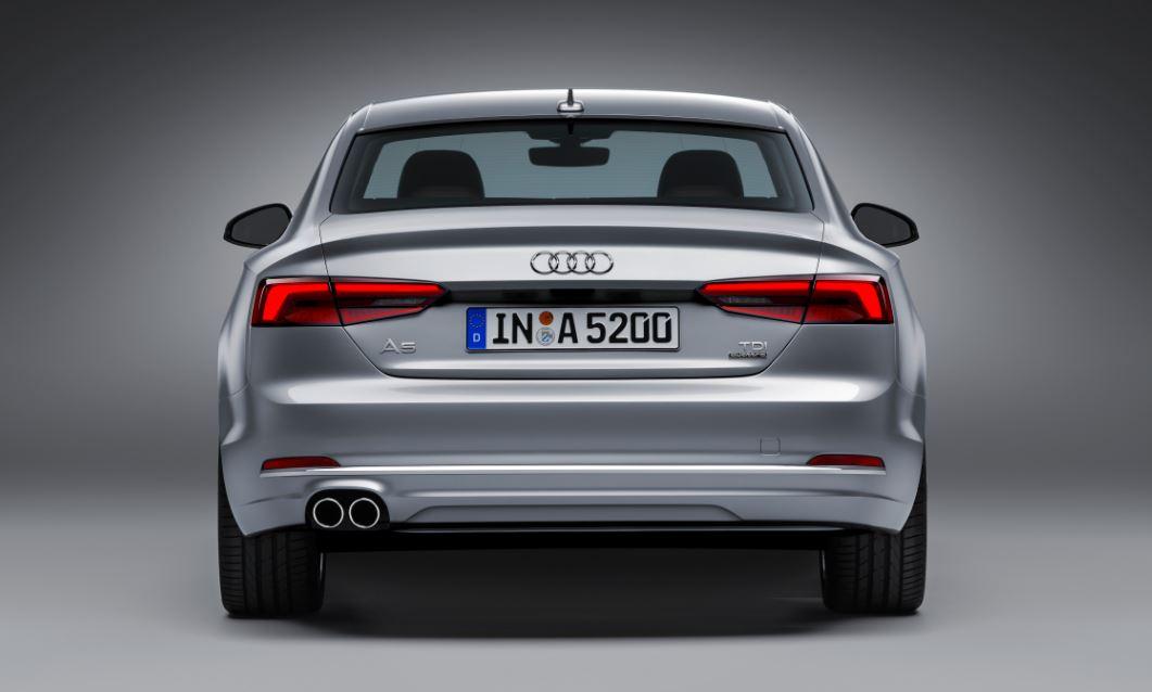 Nuevo Audi A5 Coupé 2017 6