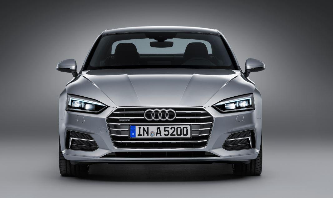 Nuevo Audi A5 Coupé 2017 7