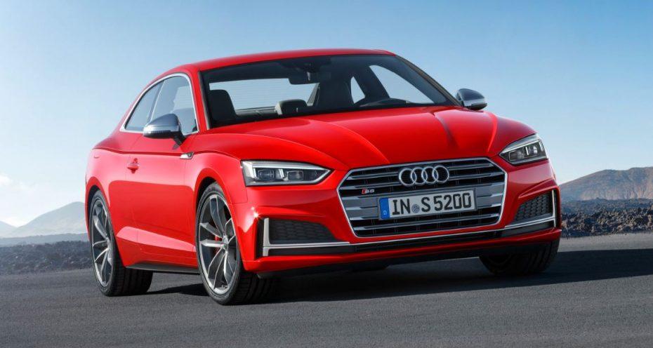 Así es el nuevo Audi S5 Coupé: Un corazón V6 3.0 TFSI de nuevo desarrollo con 354 CV