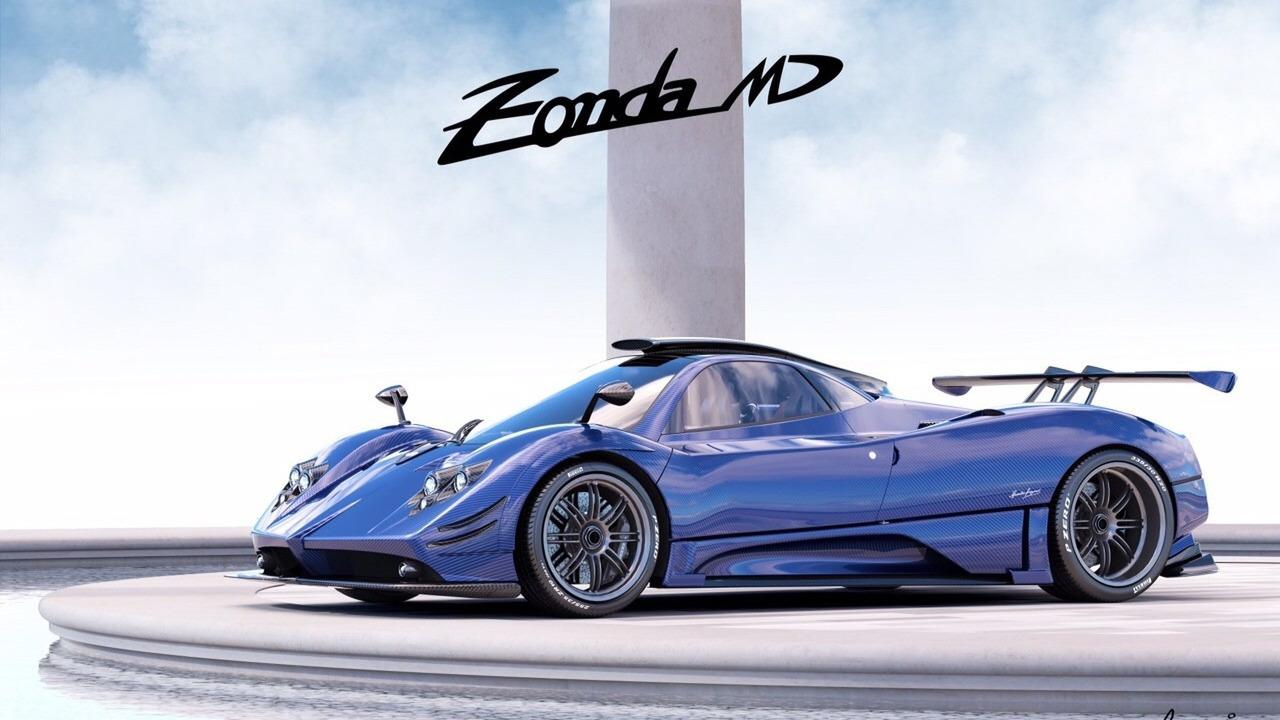 Pagani Zonda MD: ¡El último one-off de la exclusiva firma italiana!