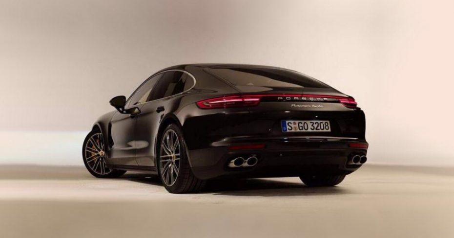 ¡Filtrado!: Así es el nuevo Porsche Panamera, el «sedán más rápido de la tierra»…