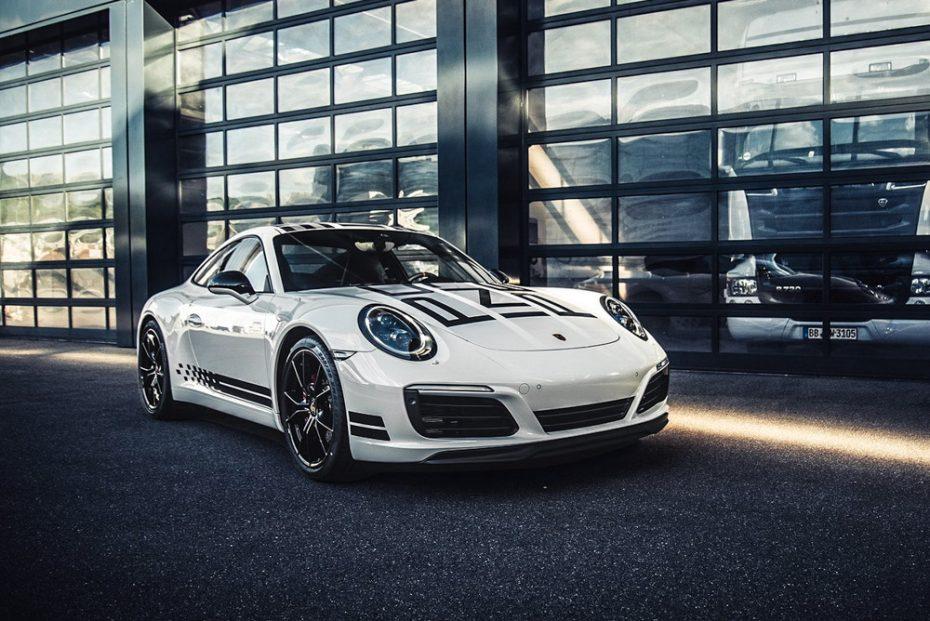 Porsche 911 Carrera S Endurance Racing Edition, una bestia única nacida en honor a Le Mans