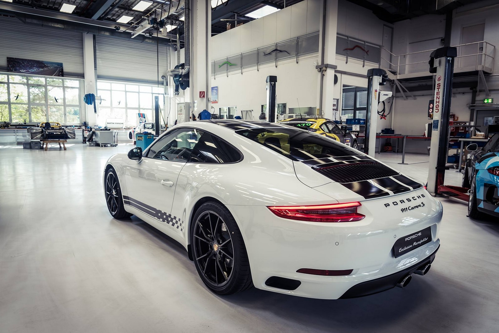 Porsche911EnduranceRACING1