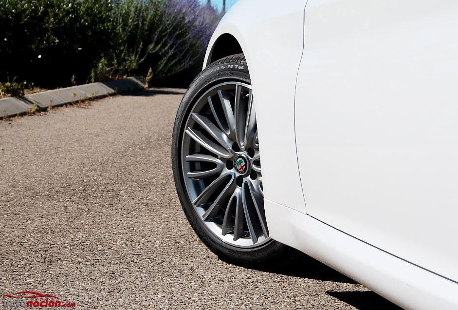 Prueba Alfa Romeo Giulia 43