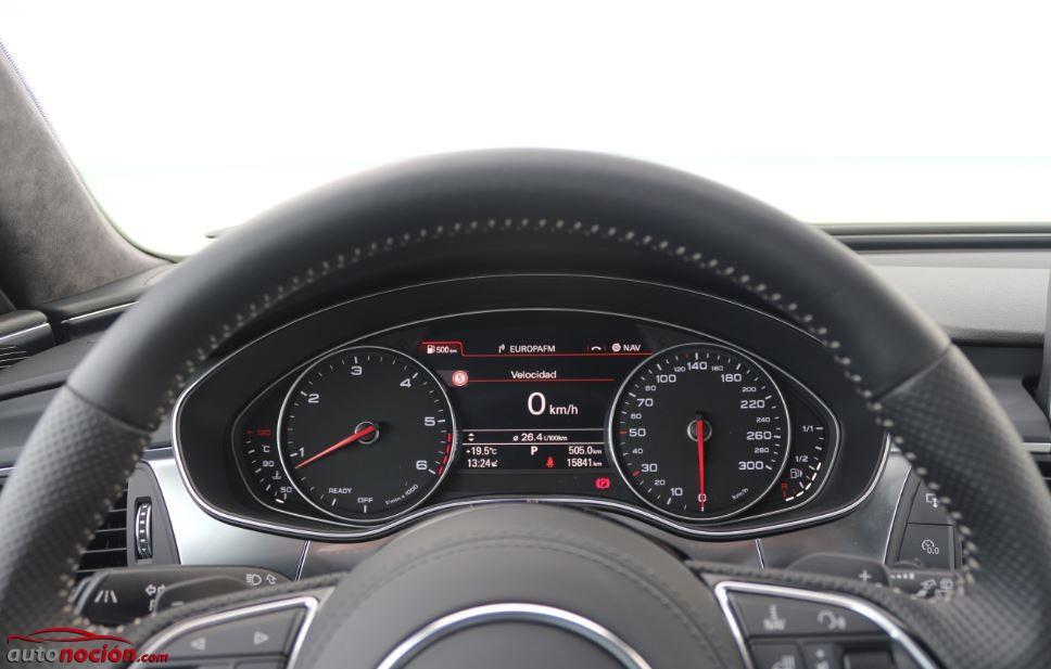 Prueba Audi A4 Avant Competition 18