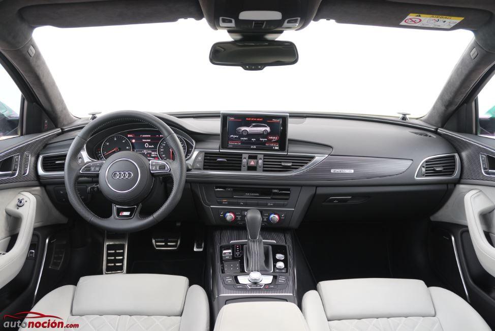 Prueba Audi A4 Avant Competition 19
