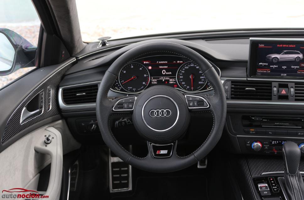 Prueba Audi A4 Avant Competition 21
