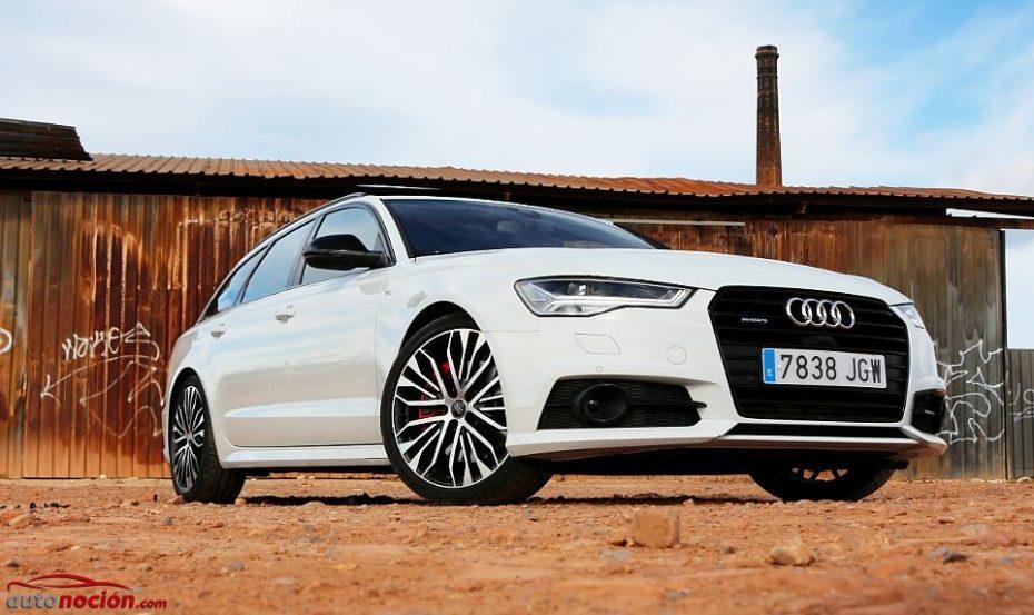 "Prueba Audi A6 Avant Competition 3.0 TDI BiT 326 CV quattro tiptronic: ""Nunca digas nunca"" al diésel…"