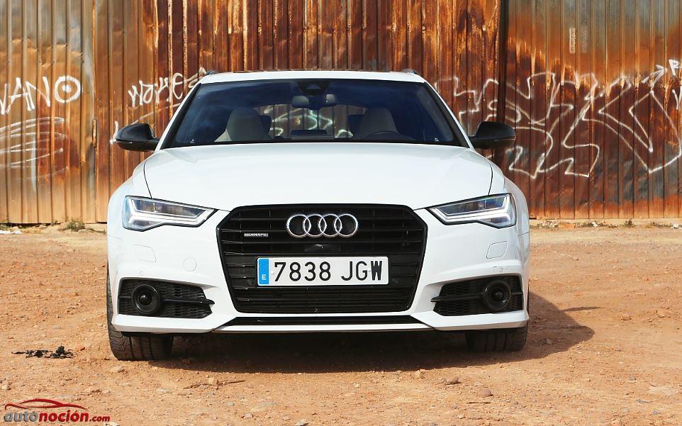 Prueba Audi A4 Avant Competition 4
