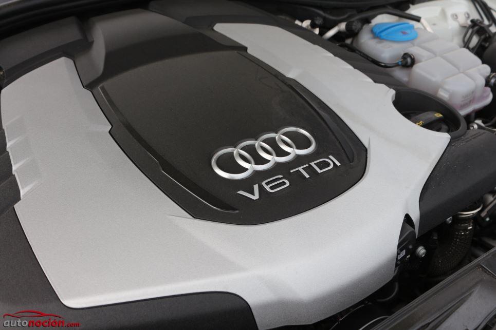 Prueba Audi A4 Avant Competition 41